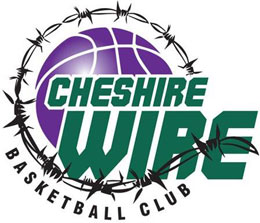Cheshire Wire Basketball Club Logo