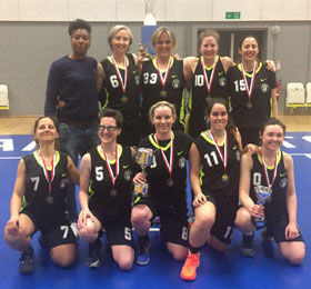Manchester Lynx - Womens Cup Winners